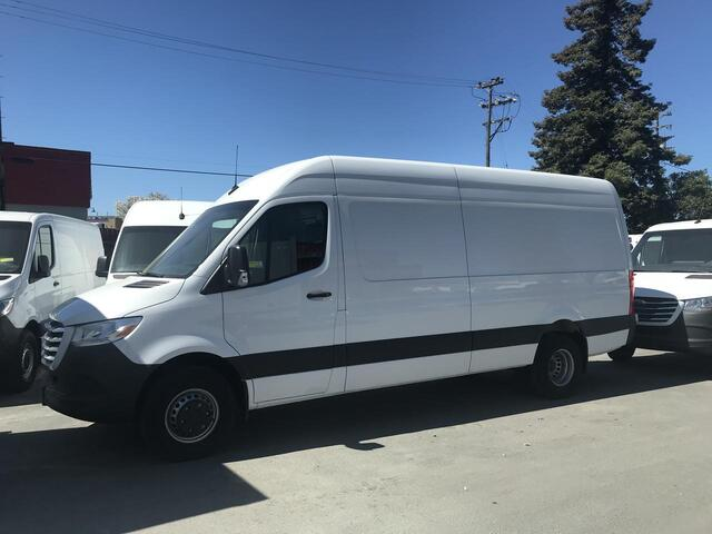2019 Freightliner 4500 170 High Roof Oakland CA