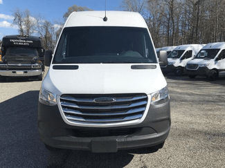 Freightliner Cargo Van 2500 2019