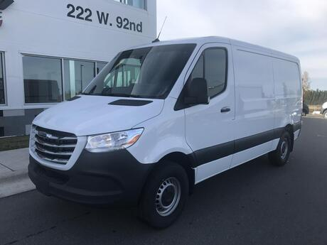 2019 Freightliner Sprinter 1500 GAS Cargo Van  Anchorage AK