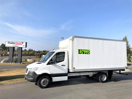 2019 Freightliner Sprinter 16' Box Van  Anchorage AK