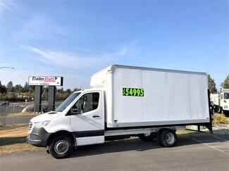 Freightliner Sprinter 16' Box Van W/Tommy Lift  2019
