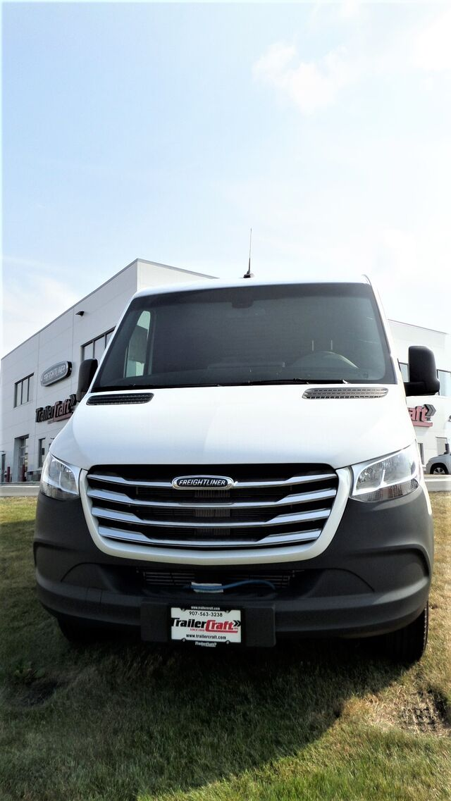 2019 Freightliner Sprinter 2500 Low Roof Cargo Van  Anchorage AK