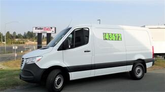 Freightliner Sprinter 2500 Low Roof Cargo Van  2019
