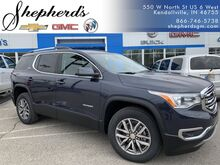 2019_GMC_Acadia_SLE_ Rochester IN