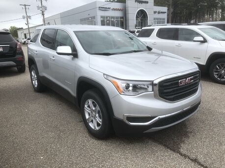 2019_GMC_Acadia_SLE-1_ Paris TN