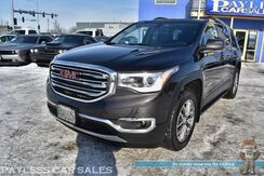 2019_GMC_Acadia_SLE2 / AWD / Auto Start / Power & Heated Seats / Bose Speakers / Dual Sunroof / Rear Captain Chairs / 3rd Row / Seats 6 / Power Lift Gate / Back Up Camera / Blind Spot Alert / Keyless Entry & Start / Tow Pkg / 1-Owner_ Anchorage AK
