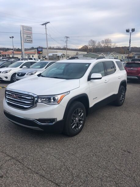 2019_GMC_Acadia_SLT-1_ Paris TN