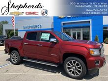 2019_GMC_Canyon_4WD Denali_ Rochester IN