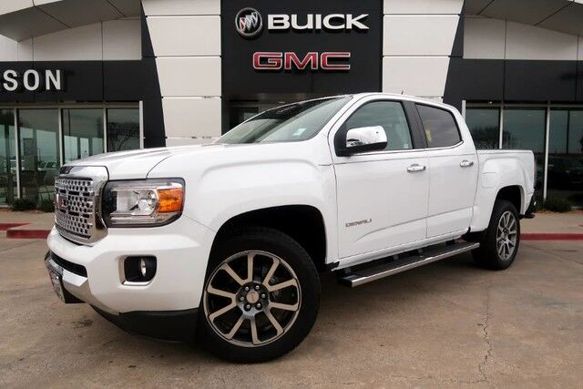2019 Gmc Canyon Crew Cab 128 3 Wichita Falls Tx 27419354