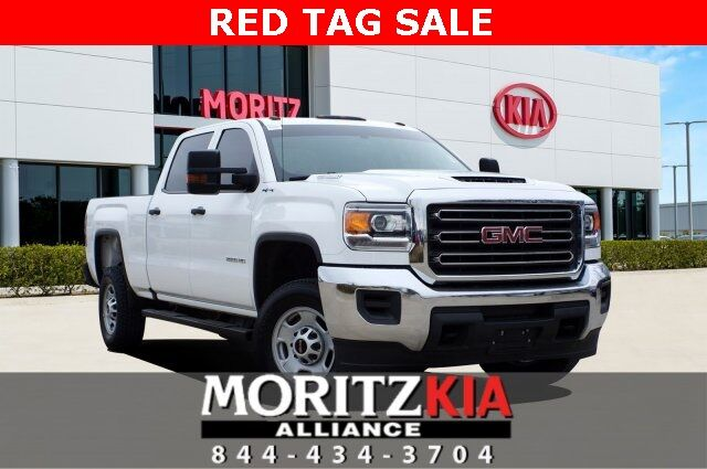 2019 GMC Sierra 2500HD Base Fort Worth TX