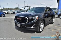 2019_GMC_Terrain_SLE / AWD / Auto Start / Power & Heated Seats / Keyless Entry & Start / Navigation / Blind Spot Alert / Sunroof / Bluetooth / Back Up Camera / Aluminum Wheels / Tow Pkg / Only 9k Miles / 1-Owner_ Anchorage AK