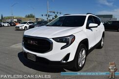 2019_GMC_Terrain_SLE / AWD / Auto Start / Power & Heated Seats / Navigation / Blind Spot Alert / Panoramic Sunroof / Bluetooth / Back Up Camera / Apple CarPlay & Android Auto / Keyless Entry & Start / Aluminum Wheels / Tow Pkg / Only 9k Miles_ Anchorage AK