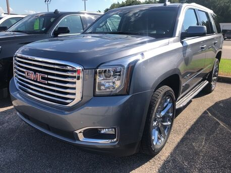2019_GMC_Yukon_SLT_ Paris TN