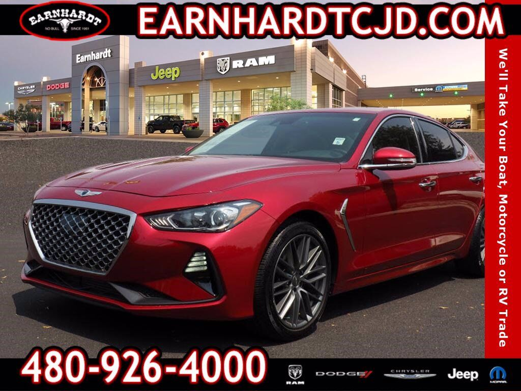 2019 Genesis G70 2.0T Advanced Gilbert AZ