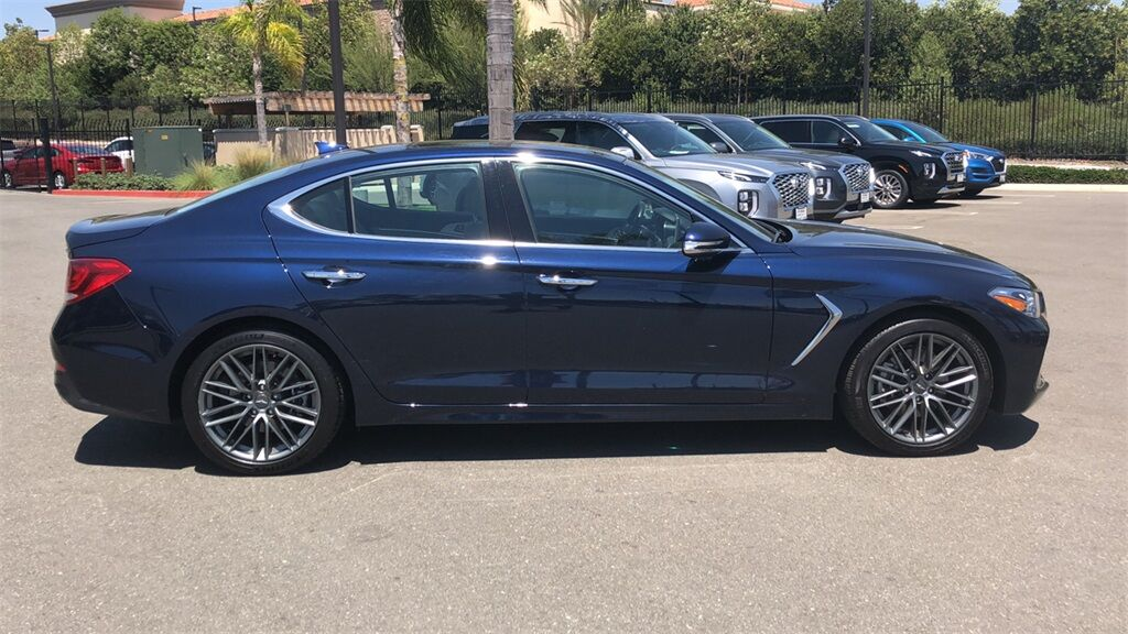 2019 Genesis G70 2.0T Advanced Moreno Valley CA