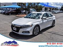 2019_Honda_Accord Hybrid_EX SEDAN_ El Paso TX