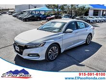 2019_Honda_Accord Hybrid_TOURING SEDAN_ El Paso TX