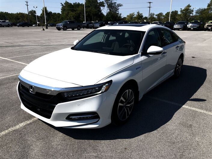 2019 Honda Accord Hybrid Touring Lima OH