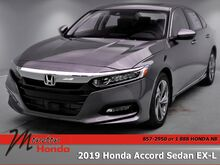 2019_Honda_Accord Sedan_EX-L_ Moncton NB