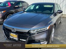 2019_Honda_Accord Sedan_LX 1.5T_ Bishop CA