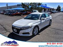 2019_Honda_Accord Sedan_LX 1.5T CVT_ El Paso TX