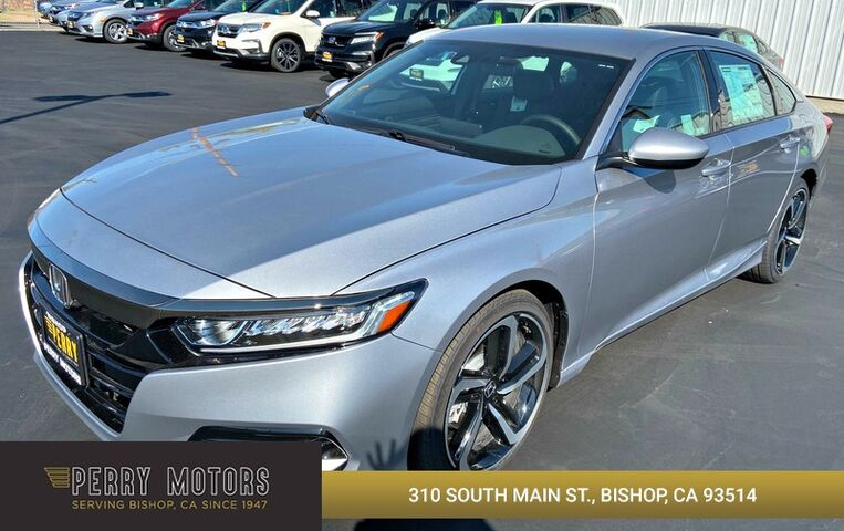 2019 Honda Accord Sedan Sport 1.5T Bishop CA