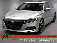 2019_Honda_Accord Sedan_Sport_ Moncton NB
