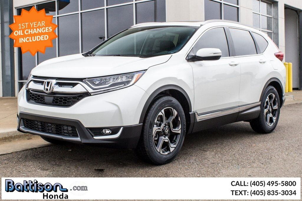 New Honda Cr V Oklahoma City Ok
