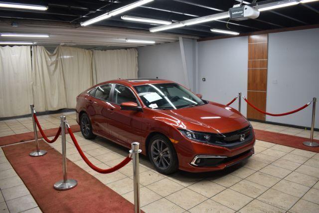 2019 Honda Civic EX-T Sedan CVT Charlotte NC