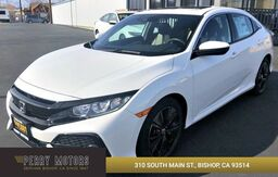 2019_Honda_Civic Hatchback_EX_ Bishop CA