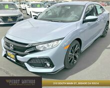 2019_Honda_Civic Hatchback_Sport_ Bishop CA