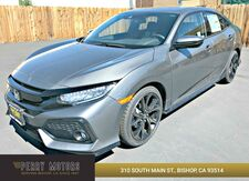 2019_Honda_Civic Hatchback_Sport Touring_ Bishop CA