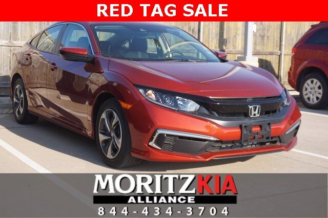 2019 Honda Civic LX Fort Worth TX