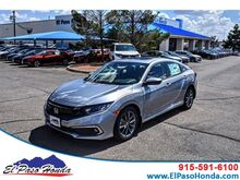 2019_Honda_Civic Sedan_EX CVT_ El Paso TX
