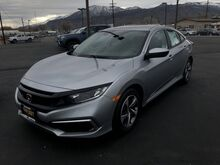 2019_Honda_Civic Sedan_LX CVT_ Bishop CA
