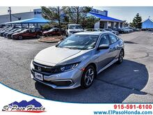 2019_Honda_Civic Sedan_LX CVT_ El Paso TX