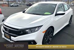 2019_Honda_Civic Sedan_Sport_ Bishop CA