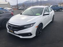 2019_Honda_Civic Sedan_Sport CVT_ Bishop CA