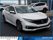 2019_Honda_Civic Sedan_Touring CVT_ Rocky Mount NC
