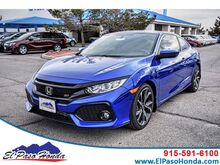 2019_Honda_Civic Si Coupe_MANUAL_ El Paso TX