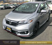2019_Honda_Fit_Sport_ Bishop CA