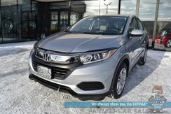 2019_Honda_HR-V_LX / AWD / Power Locks & Windows / Bluetooth / Back Up Camera / Cruise Control / 31 MPG / Only 12k Miles / 1-Owner_ Anchorage AK