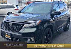 2019_Honda_Passport_Elite_ Bishop CA