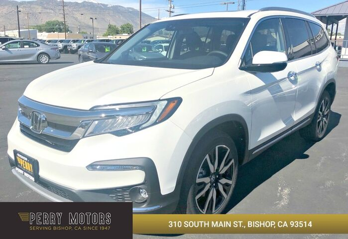 2019 Honda Pilot Elite Bishop CA
