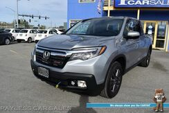 2019_Honda_Ridgeline_Sport / AWD / Auto Start / Bluetooth / Back Up Camera / Cruise Control / Bed Liner / Tow Pkg / Block Heater / Keyless Entry & Start / 25 MPG / Only 5K Miles / 1-Owner_ Anchorage AK
