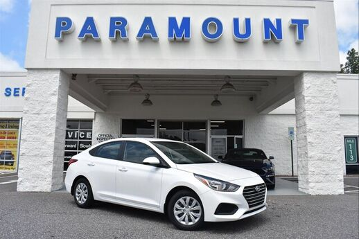 2019 Hyundai Accent ACCENT SE A/T Hickory NC