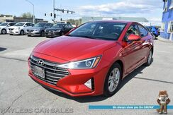 2019_Hyundai_Elantra_SEL / Automatic / Bluetooth / Back Up Camera / Blind Spot Alert / Lane Departure Warning / Cruise Control / Aluminum Wheels / 37 MPG / 1-Owner_ Anchorage AK