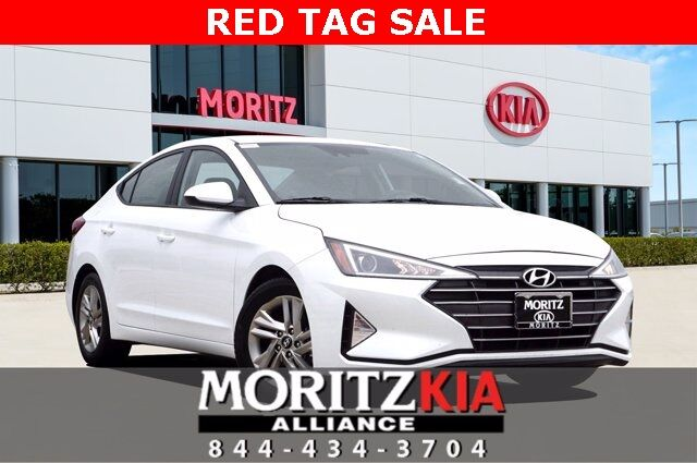 2019 Hyundai Elantra SEL Fort Worth TX
