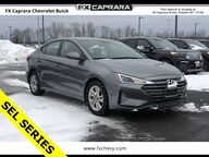 2019 Hyundai Elantra SEL Watertown NY