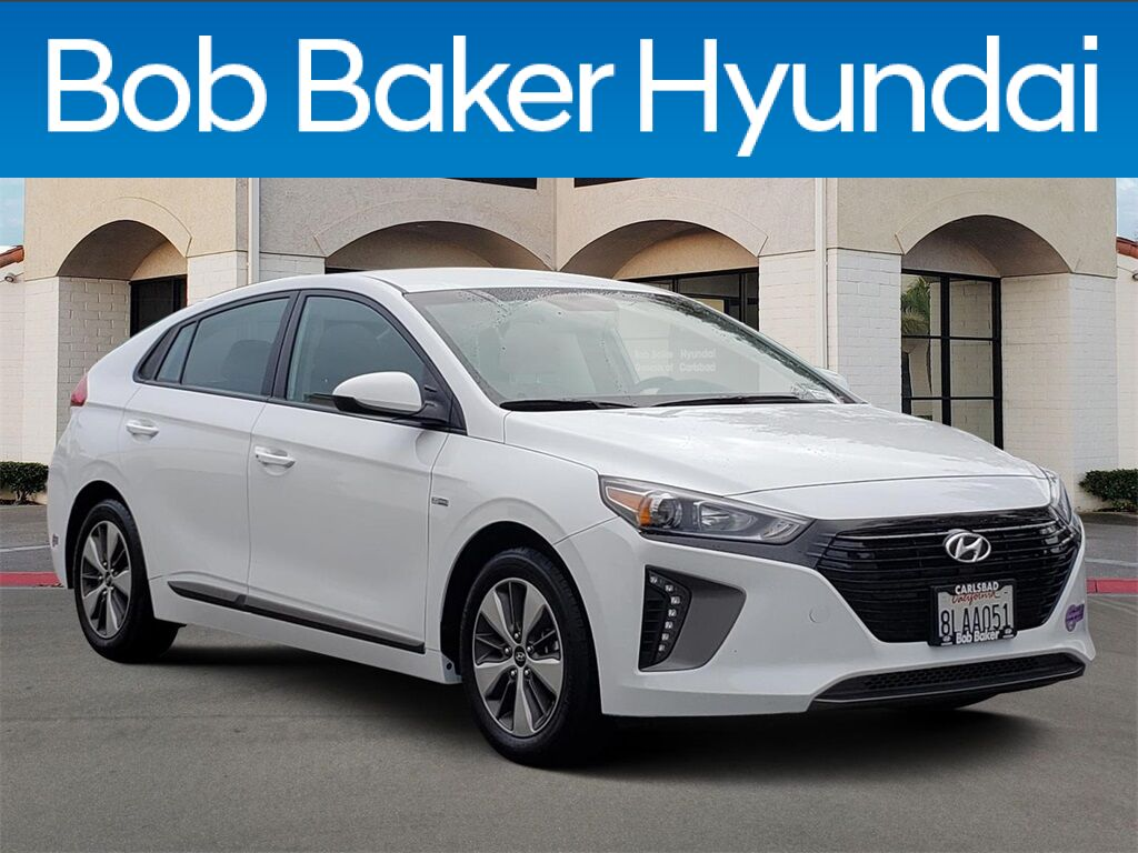 2019 Hyundai Ioniq Plug-In Hybrid Base